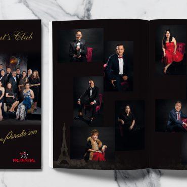 Flyer Brochure Asie