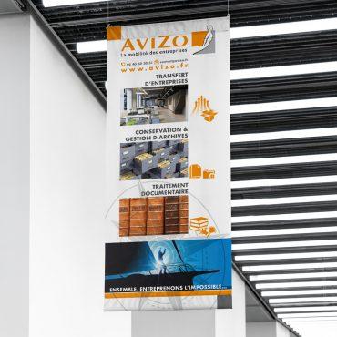 Grand Format Rollup Avizo