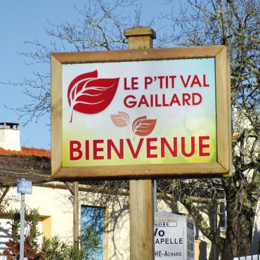 Plan Le p'tit Val Gaillard
