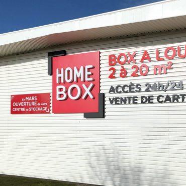 Homebox - nouvelle agence aux Sables d'Olonne