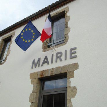 Mairie de St Julien des Landes en Vendée