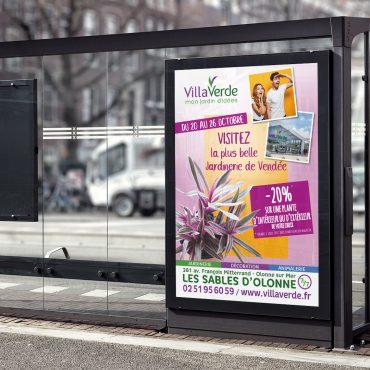 Planimètre VillaVerde, visitez la plus belle jardinerie de Vendée